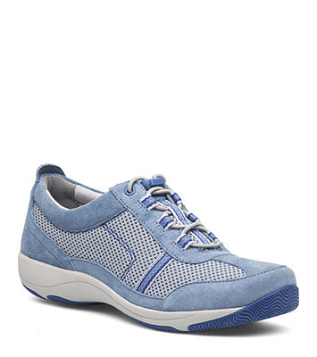 Helen Light Blue Suede from the Halifax