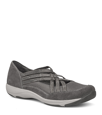 Hilde Charcoal Suede from the Halifax