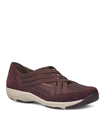 Hilde Raisin Suede from the Halifax