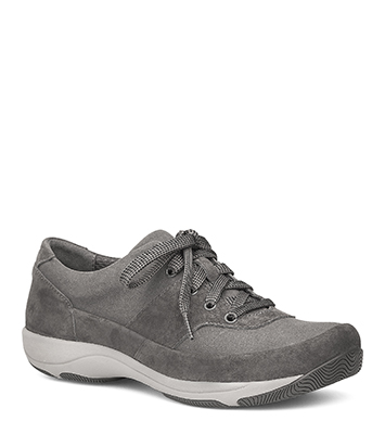 Hayden Charcoal Suede from the Halifax