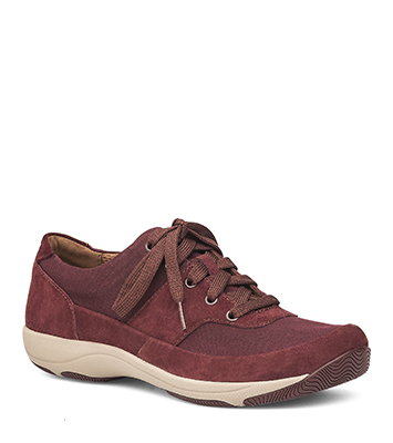 Hayden Raisin Suede from the Halifax