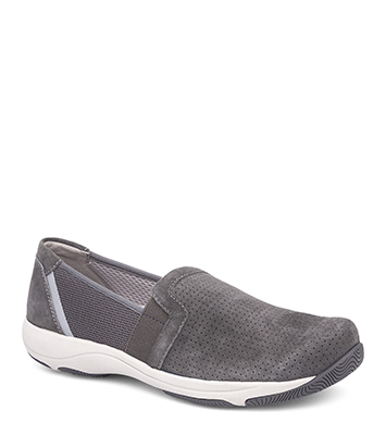 Halle Grey Suede from the Halifax