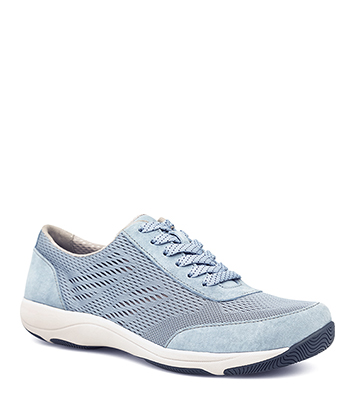 Hayes Light Blue Suede from the Halifax