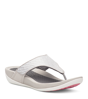 Katy 2 Grey Snake Leather from the Tisbury