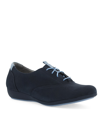 Kimi Navy Milled Nubuck from the Kenley
