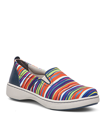 Belle Multi Stripe Canvas from the Bayview
