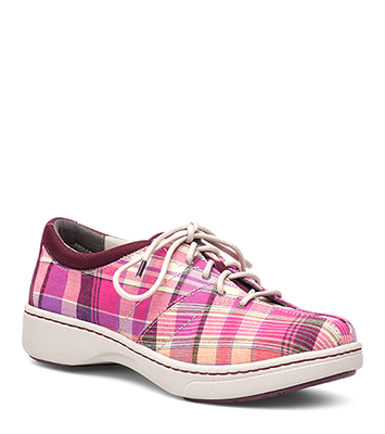 Brandi Pink Madras from the Bayview