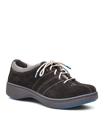 Brandi Graphite Suede from the Bayview