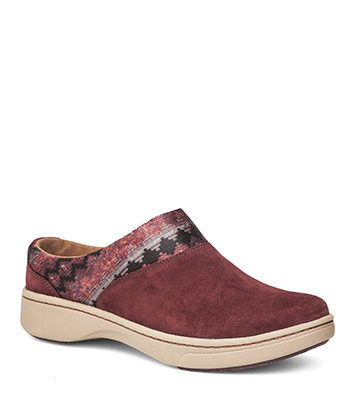 Brittany Raisin Suede from the Bayview