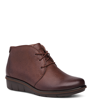 Joy Brown Burnished Nubuck from the Juno