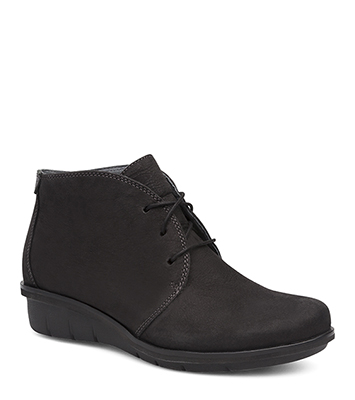 Joy Black Nubuck from the Juno