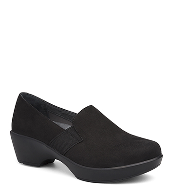 Jessica Black Nubuck from the Dillon