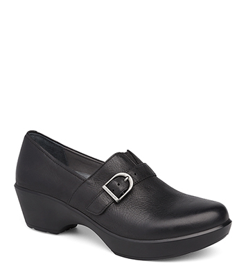 Jane Black Burnished Nappa from the Dillon