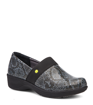 Camellia Grey Snake Patent from the Fairfax
