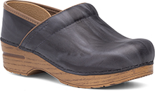 Dansko Outlet - Professional Grey Scrunch