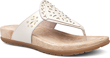 Dansko Outlet - Benita Ivory Full Grain