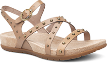 Dansko Outlet - Brigitte Sand Full Grain