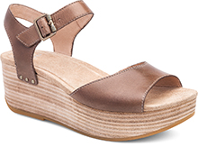 Dansko Outlet - Silvie Walnut Burnished