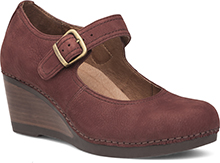 Dansko Outlet - Sandra Raisin Nubuck
