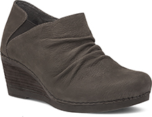 Dansko Outlet - Sheena Stone Nubuck