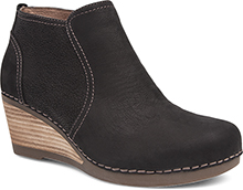Dansko Outlet - Susan Black Nubuck
