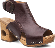 Dansko Outlet - Octavia Brown Tumbled Calf
