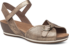 Dansko Outlet - Vanna Gold Nappa