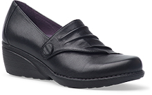 Dansko Outlet - Aimee Black Nappa