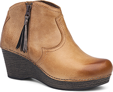Dansko Outlet - Veronica Honey Distressed