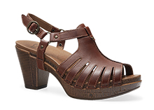 Dansko Outlet - Randa Brandy Full Grain