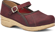 Dansko Outlet - Marcelle Red Oiled