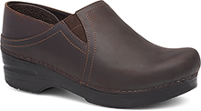 Dansko Outlet - Pepper Antique Brown Oiled