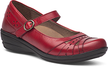 Dansko Outlet - Mathilda Red Veg