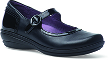 Dansko Outlet - Misty Black Nappa