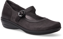 Dansko Outlet - Misty Black Nubuck