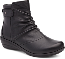 Dansko Outlet - May Black Nappa