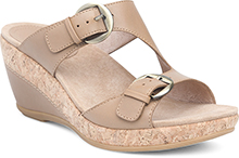 Dansko Outlet - Carla Sand Full Grain