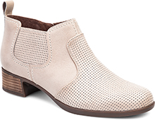 Dansko Outlet - Lola Sand Burnished Nappa
