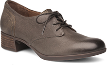 Dansko DotCom - Louise Stone Burnished Nappa