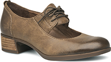 Dansko Outlet - Linda Taupe Burnished Nappa