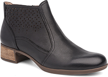 Dansko Outlet - Liberty Black Burnished Nappa