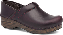 Dansko Outlet - Professional Cordovan Pull Up