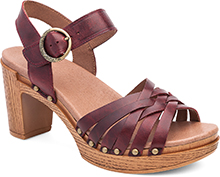 Dansko Outlet - Dawson Ruby Vintage Pull Up