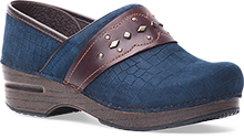 Dansko Outlet - Pavan Blue Croc