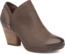 Dansko Outlet - Marcia Teak Burnished Nubuck
