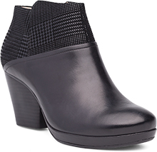 Dansko Outlet - Miley Black Burnished Calf
