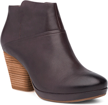 Dansko Outlet - Miley Chocolate Burnished Calf