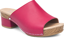Dansko Outlet - Maci Raspberry Full Grain