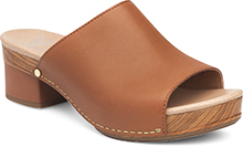Dansko Outlet - Maci Camel Full Grain