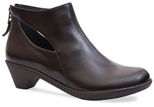 Dansko Outlet - Bonita Black Burnished Nappa